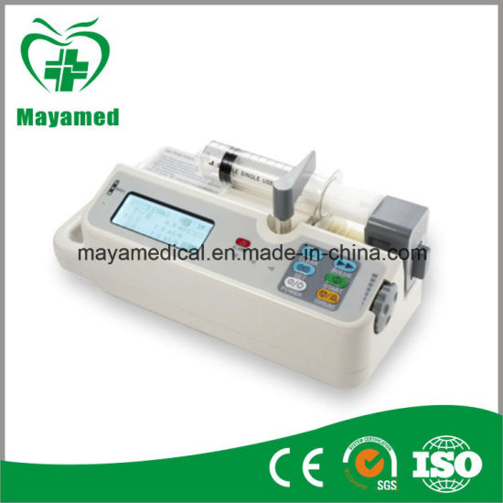 My-G079 Medical syringe Pump pictures & photos