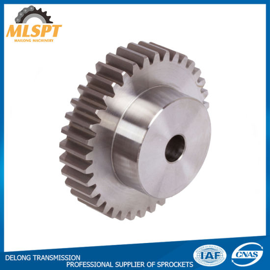 High Quality Industrial Precision Transmission Spur Gear pictures & photos