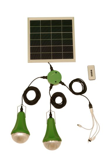 China Solar Power System Home off-Grid Mini Solar Lighting System