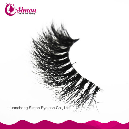 Mink Hair Transparent Plastic Terrier Eye Lashes Strengthen 3D Eyelash pictures & photos