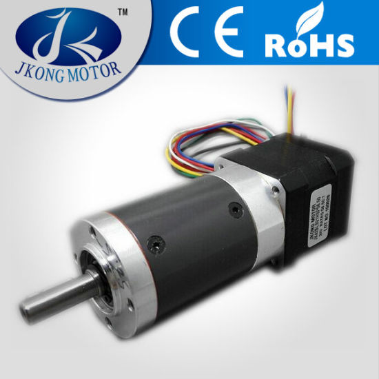 24V 4000RM BLDC Motor with Gearbox Approved ISO9001 pictures & photos
