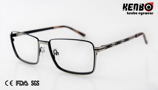 High Quality Metal Optical Glasses CE FDA Kf5005