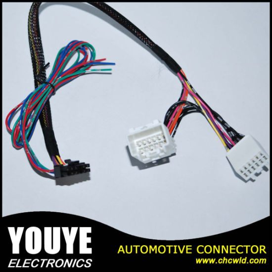 china molex connector youye cable customized machine internal wiringmolex connector youye cable customized machine internal wiring harness pictures \u0026 photos