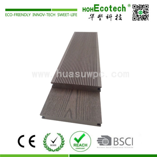 Wood Plastic Composite Decking Size 145 25mm Pictures Photos