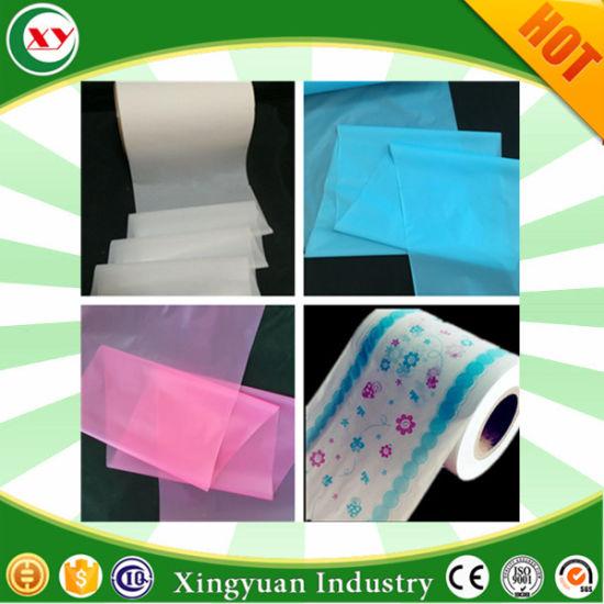 Diaper Backsheet Poly PE Film for Diaper Making