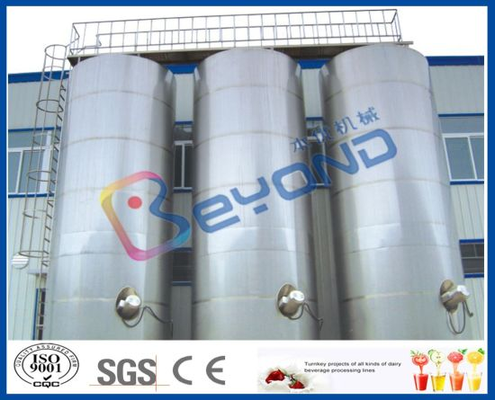 milk storage tank pictures & photos