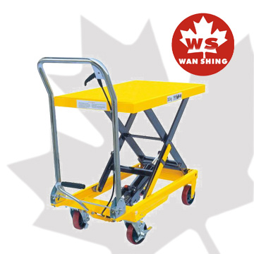 300/500kg Hydraulic Scissor Lift Table pictures & photos