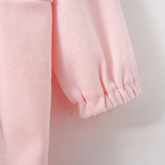 f1ef88629d15 China Baby Girls Boys Footies Romper Onesies Cotton Pajamas Long ...