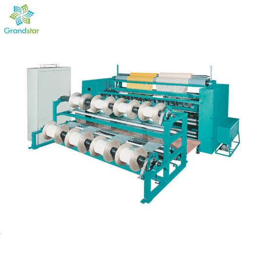 Malimo Maliwatt Nonwoven Fabric Cross Lapping Lapper Machine Stitch Bonding pictures & photos