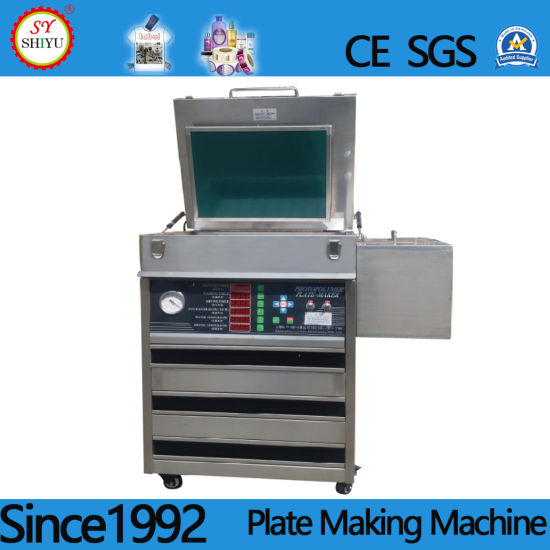 Xy Type Automatic Plate Making Machine