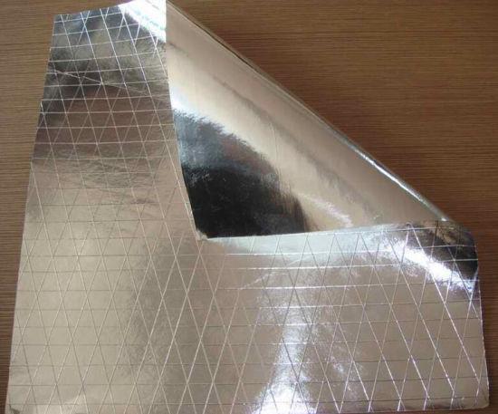 Fsk Polypropylene Aluminum Foil Faced Scrim Kraft Paper Insulation