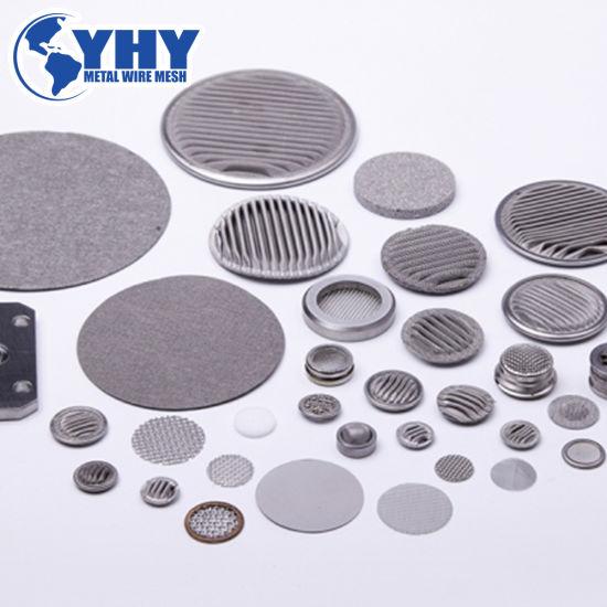 SUS 304 Material Water Oil Filter Screen