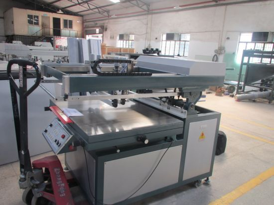 Automatic Screen Printing Machine for Solar Panel Labels and Stickers pictures & photos