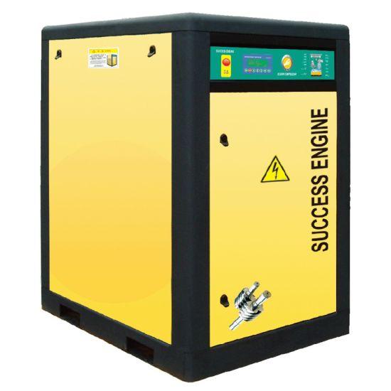22kw (30HP) Ce Certificate Belt Driven Industrial Double Screw Air Compressor