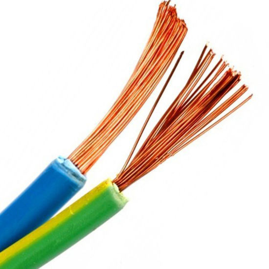 High Voltage Cable Copper Wire Price Copper Wire Rate Electric Wire on