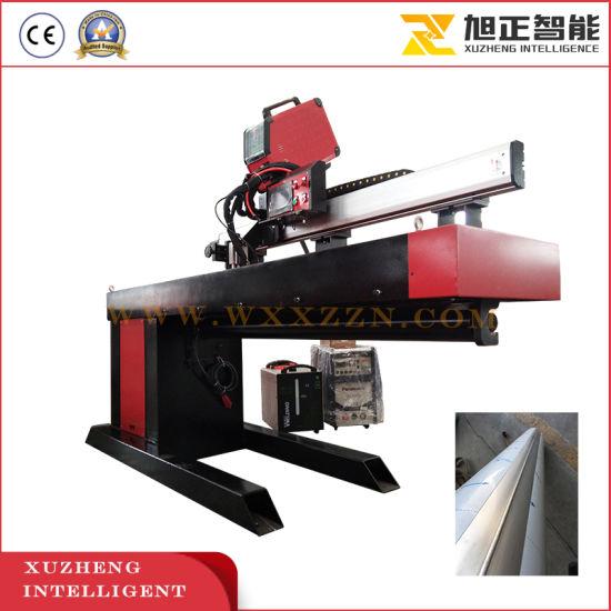 China Factory Galvanized Steel Sheet Metal Welding Equipment