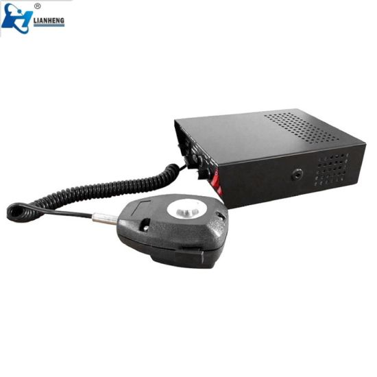 12/24VDC 100W/150W/200W Police Siren with Mic/Police Siren for Car PA300 pictures & photos