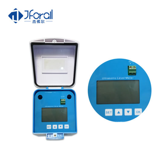 Jfa900 Ultrasonic Water Tank Level Sensor Level Monitoring Ultrasonic Level Meter