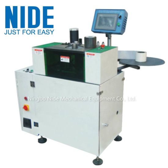 Automatic Slot Insulation Paper Inserting Machine for Induction Motor Stator