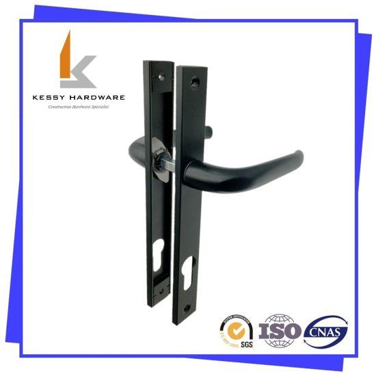 Door Hardware Aluminum Alloy Door Handle with Lowest Price