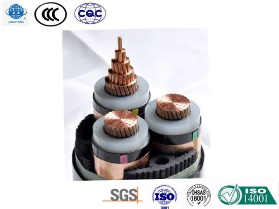 XLPE Insulated Steel Tape Armoured PVC Sheathed Power Cable