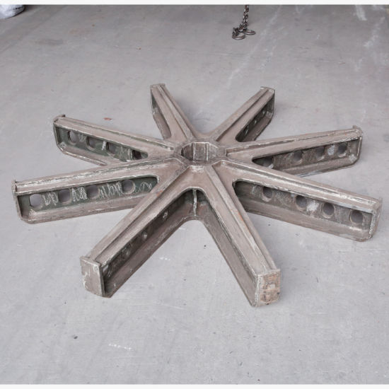 Stainless Alloy Steel Octagon Shaped Casting for Industry Use
