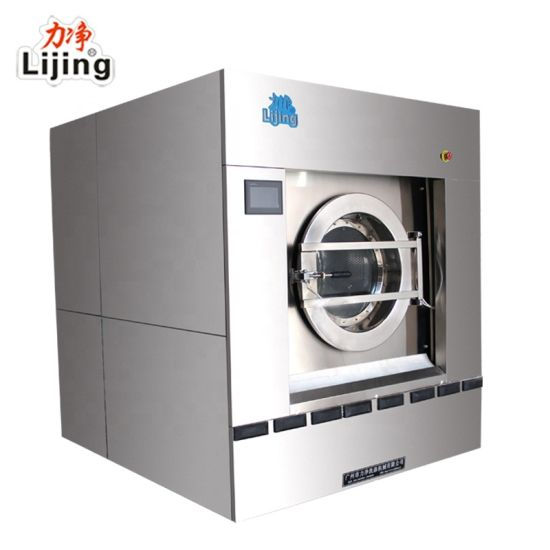 100kg Fully Automatic Industrial Laundry Machinery