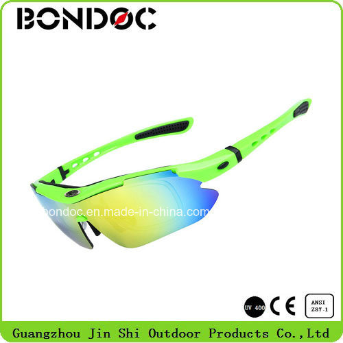 Ce Standard Sports Goggles Bicycle Sunglasses