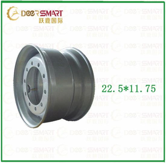 Popular Steel Rim 22.5*11.75