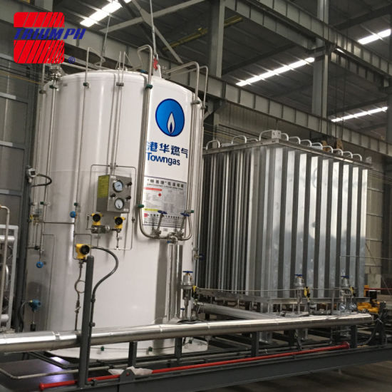 LNG Cryogenic Storage Tank with GB150 Standard for Towngas pictures & photos