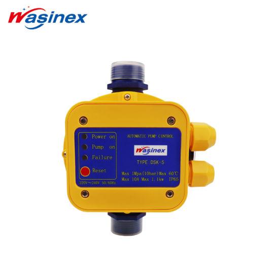 Dsk-5 Pressure Control Switch for Pump (110V-220V wide range voltage)