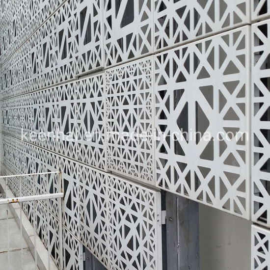 Exterior Pattern Hollow out Wall Material Decorative Facade (KH-CW-59)