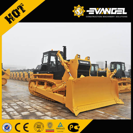 Shantui 220 Horsepower Crawler Standard Bulldozer for SD22 Cummins Engine