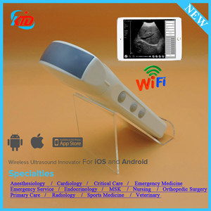 Smartphone Compatible WiFi Connect Ultrasound for Infiltrations in Msk and Emergency pictures & photos