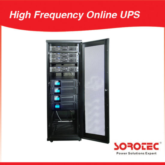 Rack Mount Online UPS with Large LCD Display pictures & photos