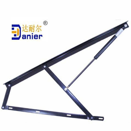 Bed Box Lifting Mechanism with Gas Springs Bed Hydraulic Lift