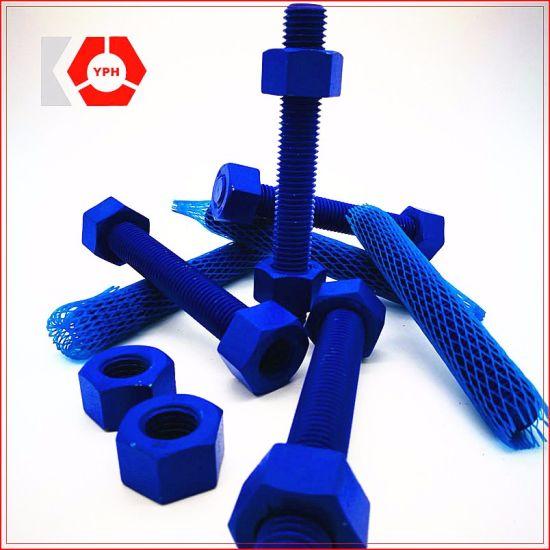 DIN975/ASTM A193-B7 Steel Threaded Rods, Acme Thread Rod
