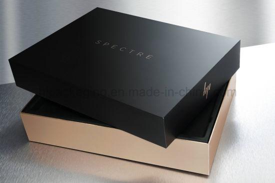 China Custom Printed Storage Clothing Box Fashion Paper T