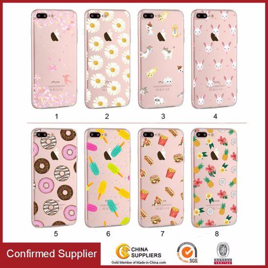 Custom OEM TPU Printing Phone Accessories for iPhone Case