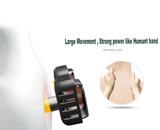 High Quality Electric Tapping Neck and Shoulder Massager pictures & photos