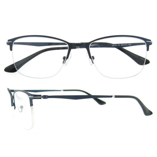 Popular Design Metal Eyewear Eyeglass Optical Frame pictures & photos