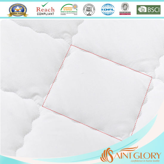 Factory Polyester TPU Lamination Waterproof Mattress Pad pictures & photos