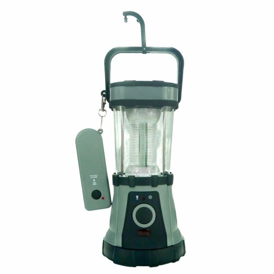 Multi Function Camping Lantern with Remote Control pictures & photos