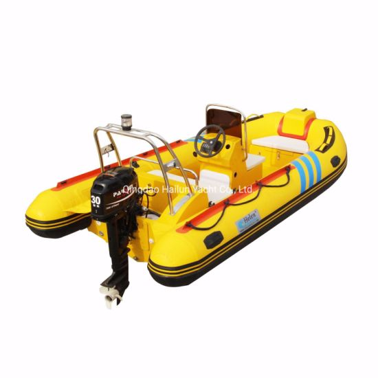 Motor Boat Fishing Boat Rescue Boat Inflatable Fishing Boat