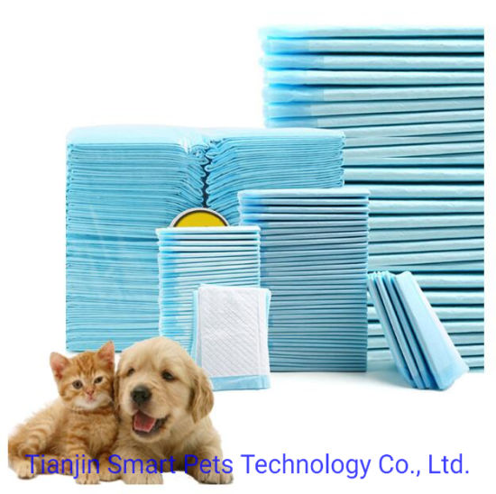 High Absorbent Disposable Pet Dog Puppy Cleaning Training Pads Diaper pictures & photos