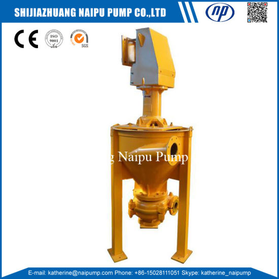 Af Paper Pulp and Flotation Using Vertical Froth Pumps pictures & photos