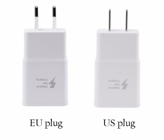 Fast Charging Cable Adaptive Charger for Samsung Galaxy Note4, 5 Edge S6 S7 Edge pictures & photos