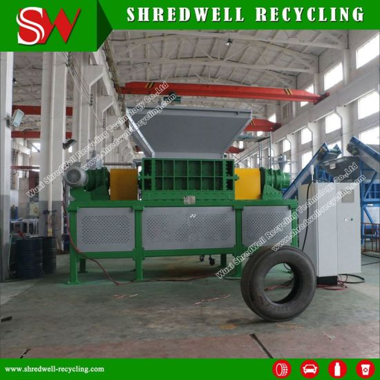China Best Prices Scrap Tire Recycling Machine For Sale To Recycle