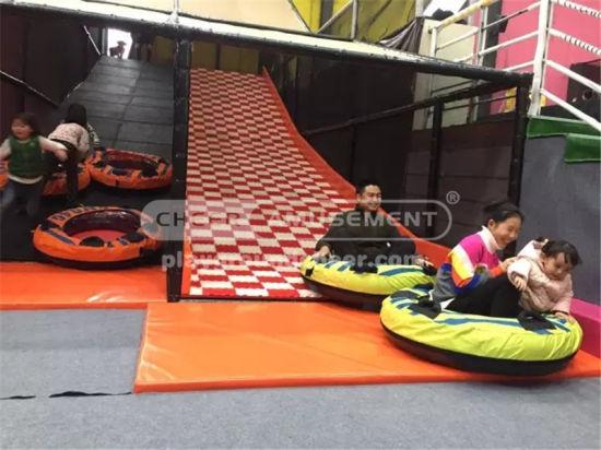 Cheer Amusement Fun Donut Slide for Kids
