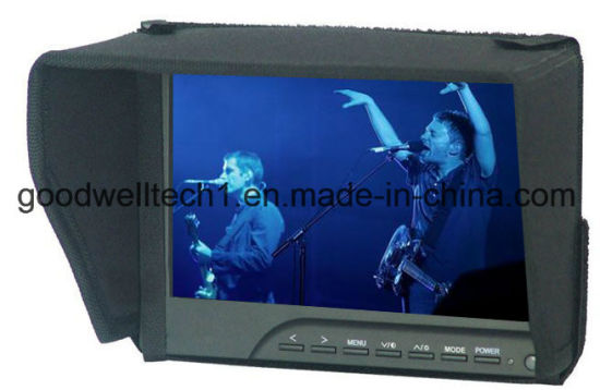 "7""DSLR 1080P Monitor Wih Peaking Focus, Screen Marker, Center Marker pictures & photos"